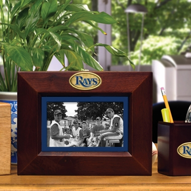 Tampa Bay Rays BROWN Landscape Picture Frame