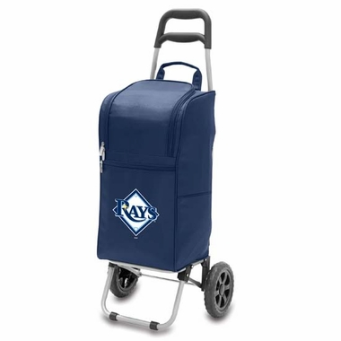 Tampa Bay Rays Cart Cooler (Navy)