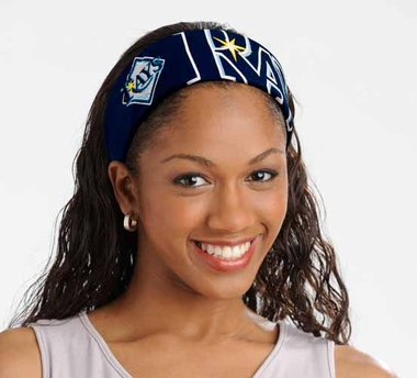 Tampa Bay Rays FanBand Hair Band