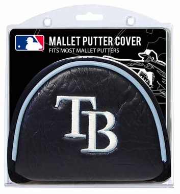 Tampa Bay Rays Mallet Putter Cover