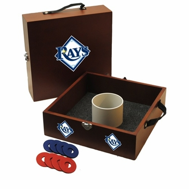 Tampa Bay Rays Washer Toss Game