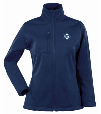 Tampa Bay Rays Womens Traverse Jacket (Color: Navy)