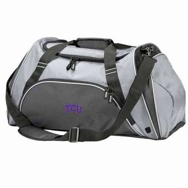 TCU Action Duffle (Color: Grey)