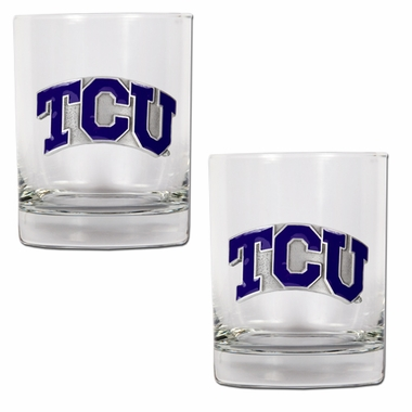 TCU Double Rocks Set