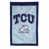 TCU Flags & Outdoors