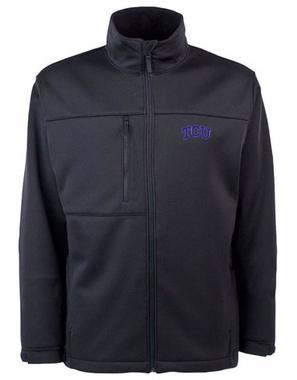 TCU Mens Traverse Jacket (Color: Black)