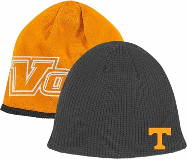 Tennessee 2011 Cuffless Reversible Logo Knit Hat