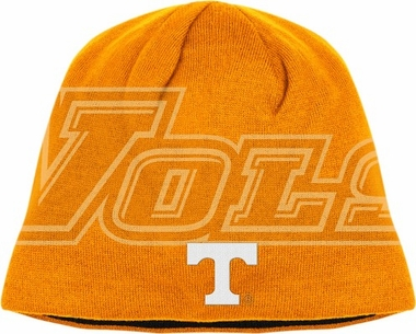 Tennessee Adidas Reversible Big Logo Knit Hat