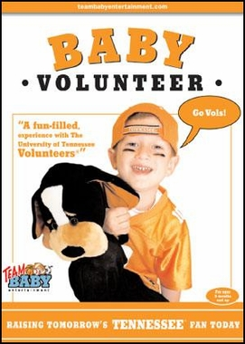Tennessee Baby Vol DVD