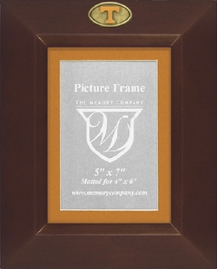 Tennessee BROWN Portrait Picture Frame