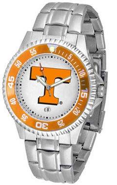 Tennessee Competitor Men's Steel Band Watch