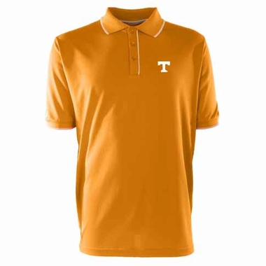 Tennessee Mens Elite Polo Shirt (Color: Orange)