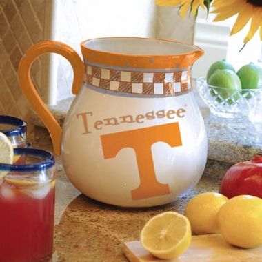 Tennessee Gameday Ceramic Pitcher