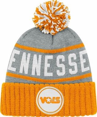 Tennessee High 5 Vintage Cuffed Pom Hat