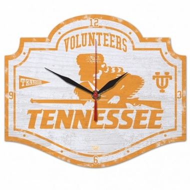 Tennessee High Definition Wall Clock