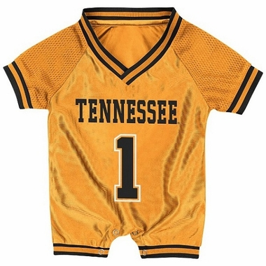 Tennessee Infant Pounce Football Jersey Onesie