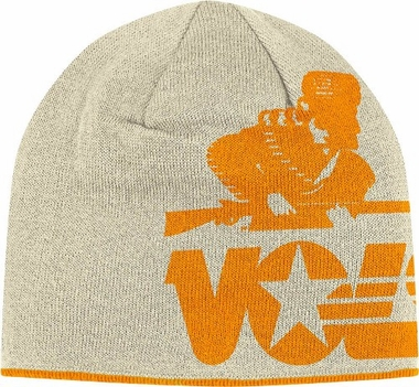 Tennessee Reversible Vault Logo Knit Hat
