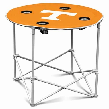 Tennessee Round Tailgate Table