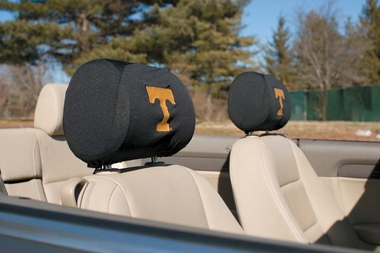 Tennessee Set of 2 Headrest Covers (F)