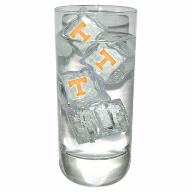 Tennessee Set of 4 Light Up Ice Cubes