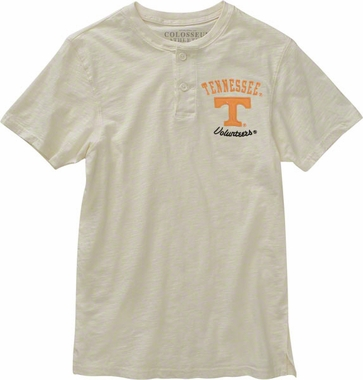 Tennessee Slacker Henley Shirt