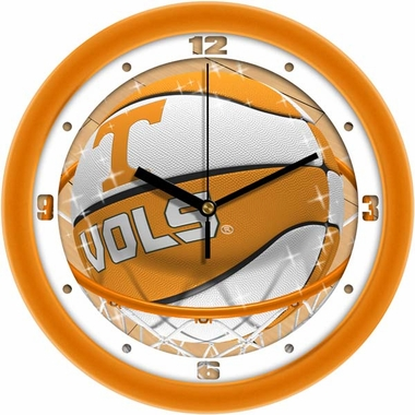 Tennessee Slam Dunk Wall Clock