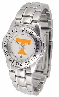 Tennessee Sport Women's Steel Band Watch