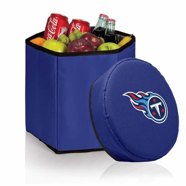 Tennessee Titans  Bongo Cooler / Seat (Navy)