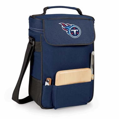 Tennessee Titans Duet Compact Picnic Tote (Navy)