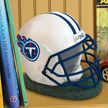 Tennessee Titans Helmet Shaped Bank