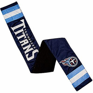 Tennessee Titans Jersey Fashion Scarf