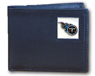 Tennessee Titans Leather Bifold Wallet (F)