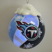 Tennessee Titans Christmas