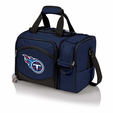 Tennessee Titans Malibu Picnic Cooler (Navy)