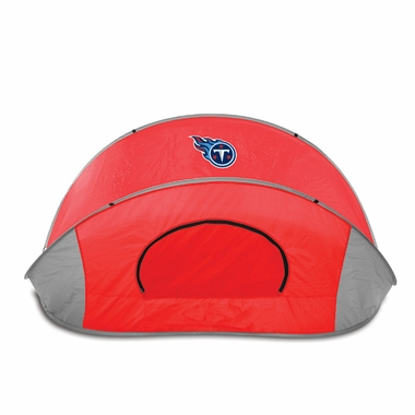 Tennessee Titans Manta Sun Shelter (Red)