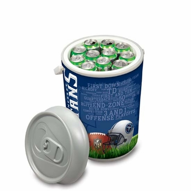 Tennessee Titans Mega Can Cooler