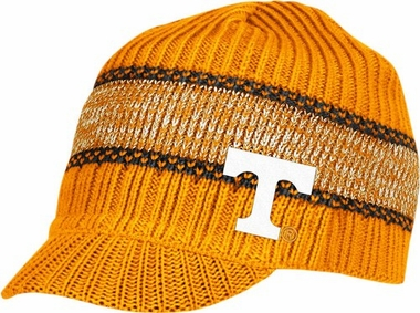 Tennessee Visor Knit Hat