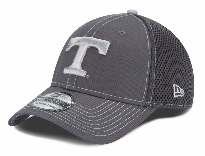 promo code 7d40a 08d68 Tennessee Volunteers New Era 39THIRTY Crux Line Neo Flex Fit Hat