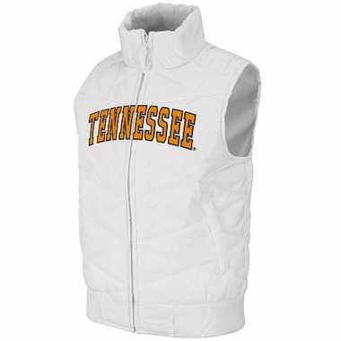 Tennessee Womens Nordic Bubble Vest