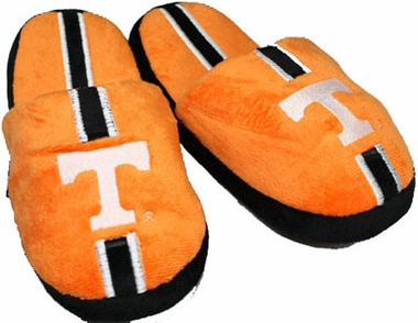 Tennessee YOUTH Team Stripe Slide Slippers-Medium