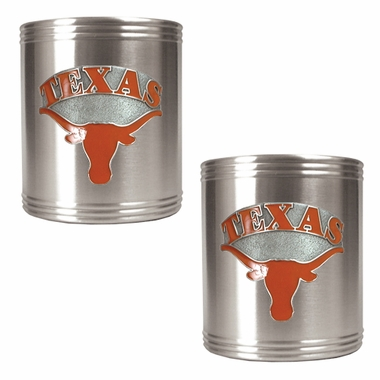 Texas 2 Can Holder Set