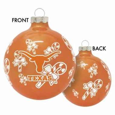 Texas 2010 Traditional Ornament