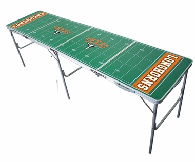 Texas 2x8 Tailgate Table