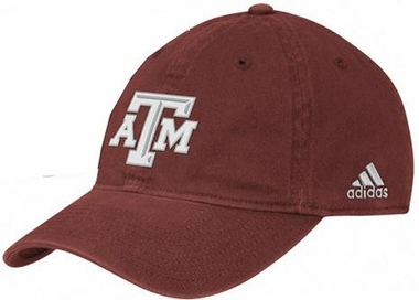 Texas A&M Adjustable Slouch Hat