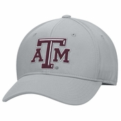 check out 1965c aa47b Texas A M Aggies Adidas Performance Structured Adjustable Hat - Gray