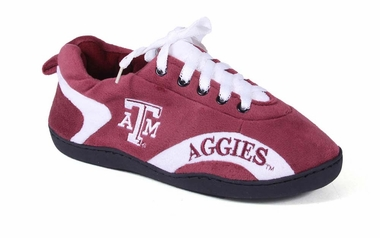 Texas A&M Unisex All Around Slippers