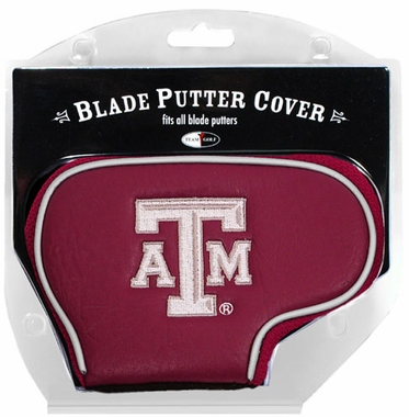 Texas A&M Blade Putter Cover