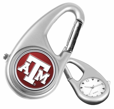 Texas A&M Carabiner Watch