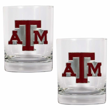 Texas A&M Double Rocks Set