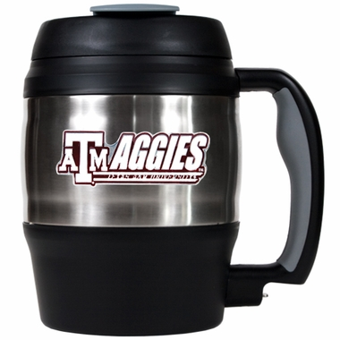 Texas A&M Jumbo Heavy Duty Travel Mug